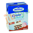 Meggle - with vegetable fat - sweetened