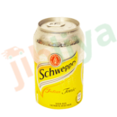 Schweppes - Schweppes Tonic canette