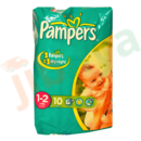 Pampers - Couches  n° 1 et 2  - Mini 3-6 kg