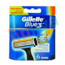 Gillette - Blue 3 - recharge