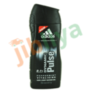 Adidas - Dynamic pulse - peppermint  vitalizing - hair and body shower gel