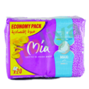 Mia - Economico pack - Normal - ultra absorbant - maxi