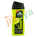 Adidas - Pure Game - guaiac Wood relaxing - hair and body shower gel