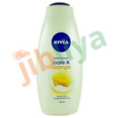 Nivea - Soin de bain - Care and orange - Orange blossom scent