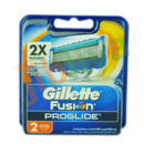 Gillette - fusion - proglide 2x preferred - recharge