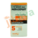L'Oréal - men expert - Hydra Energetic - soin hydratant  - antifatigue 24h