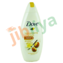 Dove  - purely pampering  - nutruim moisture - shea butter with warm Vanilla
