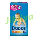 Dodot - Couches T4 (8-14kg)